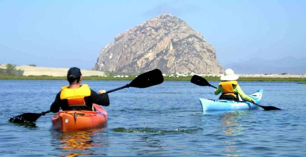 Future of Travel and Hospitality Morro Rock Kayakers