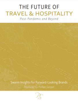 Swarm Intelligence Future of Travel and Hospitality