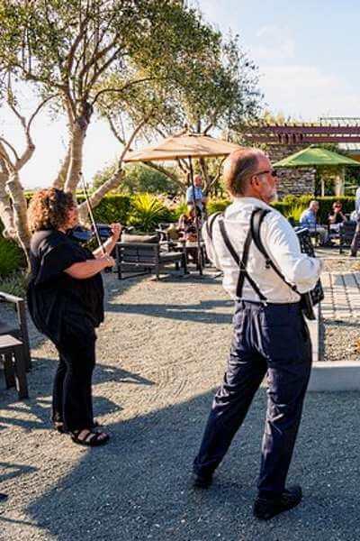Tolosa winery music